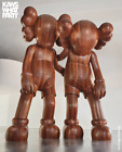 """KAWS x Brooklyn Museum - Poster ALONG THE WAY - 26"""" x 32"""" in. - SOLD OUT"""