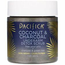 Coconut & Charcoal, Underarm Detox Scrub, 7 oz (205 ml)