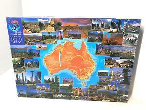 1000 Piece Jigsaw Puzzle Sydney 2000 Olympics Torch Relay