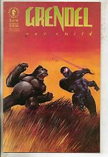 Dark Horse Comics Grendel War Child #5 December 1992 VF