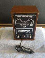 Little David Multivox Model Ld-2 Hammond Organ Speaker Effect Simulator