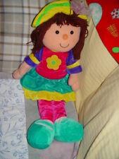 """Goffa Rag Plush Doll 27"""" Tall"""