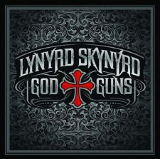 Lynyrd Skynyrd ~ God And Guns ~ NEW CD - New Studio Album 2009  (sealed)