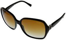 Chanel Sunglasses Women Brown Gradient Polarized Square CH5284 1460S9