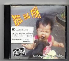 (JF857) Reel Big Fish, Everything Sucks - 1999 CD
