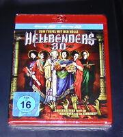 Hellbenders Per Diavolo Con Il Inferno 3D Blu -ray 3D + ray 2D Nuovo & Originale