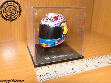 DANI PEDROSA MOTO-GP ARAI HELMET CASCO CASQUE 1/5 2015 RED BULL MINT #26 MINT!!!