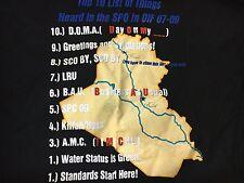 3rd Cavalry Regiment Shirt Medium OIF 2007-2009 SPO Iraq