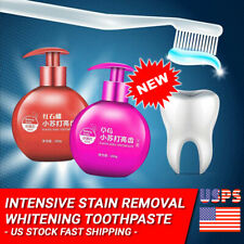 Natural Intensive Stain Remover Whitening Toothpaste HOT SALE