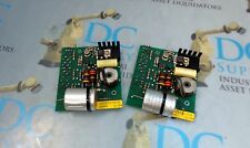 USP 103571-01N MOTOR CONTROL CARD LOT OF 2