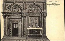 Siena Italien Italy Toskana ~1910/20 Facciata Libreria Merrina Cattedrale Kirche