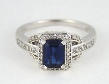 Sapphire Engagement Fine Rings