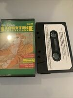Walt Disney Storytime Collection No:14 Cassette Jungle Book Mickey Pinocchio VG