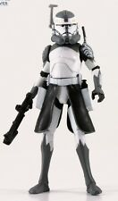 """Star Wars Clone Wars: 104th Battalion """"Wolf Pack"""" Commander Wolffe - LOOSE"""