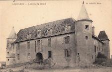 GUEUGNON château du breuil