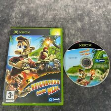Neighbours From Hell Original Xbox Game