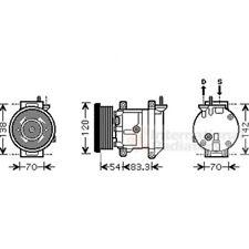 Kompressor, Klimaanlage 8100K071