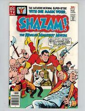 Shazam! #27  Captain Marvel & Kid Eternity vs Sivana!   1977 F/VF!