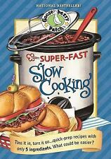 Gooseberry Patch Super-Fast Slow Cooking Cookbook Recipe Book New