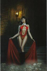 Vampirella # 2 Model Tatiana Neva Cosplay 1 in 30 Virgin Variant Cover !!  VF/NM