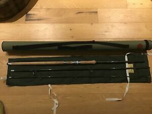Hardy 'Marksman Spin' 10ft 18-50g spinning rod in immaculate used condition.