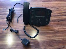 1 Polycom SoundPoint 501 SIP IP Business Phones