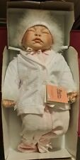 Paradise Galleries Treasury Collection Realistic Lifelike Newborn Baby Michelle.