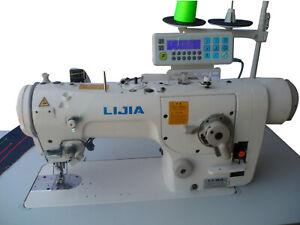 NEW LJ-2280-D-7-P (DIRECT DRIVE AUTOMATIC 1 STEP ZIGZAG SEWING MACHINE)