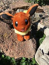 Build a Bear Pokemon LIMITED EDITION Eevee Set Plush Toy w/Sound  HTF - New
