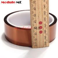 30mm 100ft Tape Resistant High Temperature PCB BGA Wave Soldering  UK