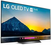 !! SEALED NEW LG Electronics OLED65B8PUA 65-Inch 4K Ultra HD Smart OLED TV !!