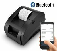 Receipt Printer Bluetooth 58mm Wireless Pos Thermal Android  Mobile Cash Drawer