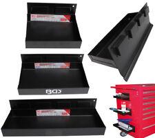 BGS 67150 Ablagen Satz Magnetisch 3-tlg., 150-210-310 mm für Werkzeugwagen
