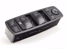 Mercedes GL ML R 2006-2012 Driver Door Window Switch Button Set Black Brand New