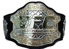 UFC Limited Edition World Championship Adult Size Metal Plates Replica Belt