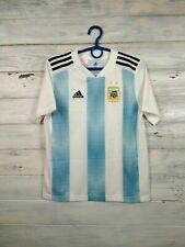 Argentina Jersey 2018 2019 Home Youth 11-12 y Shirt Adidas Football BQ9288
