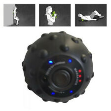 Vibrating Massage Ball Foot Massager Roller Fitness Muscle Roller Rechargeable
