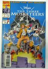 disney's the three musketeers 1 of 2  marvel comics