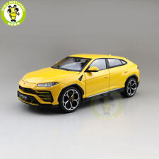 1/20 Lamborghini Urus Bburago 11042 Diecast Model Car Toys Boys Gifts Yellow
