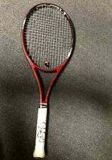 2012 US Open Sloane Stephens Match Used Red Head Signed Tennis Racquet! USTA