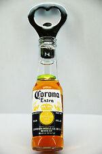 CORONA Extra BEER BOTTLE OPENER fridge magnet  orange AAZ04