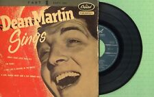 DEAN MARTIN / Who's Your Little Who-Zis CAPITOL EAP 1-401 Pres Spain 1957 EP VG+