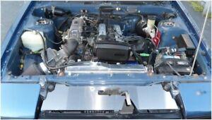 Mishimoto Full Aluminum Radiator for 1983-1987 Toyota Corolla AE86 1.6L M/T