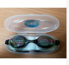 Goggles with Protective Case Black