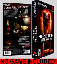 Silent Hill 4: The Room  - PS2 Reproduction Art DVD Case No Game