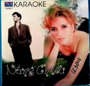 Laserdisc Karaoke Nabg Chieu Volume 3 Ref 054
