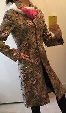 COAST Luxury Embroidered Coat Size 8 immaculate condition