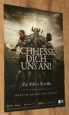 The Elder Scrolls Online very rare promo Poster 42x59cm