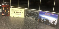 Queen Greatest Hits & Made In Heaven Cassette Tapes - Tested & Working