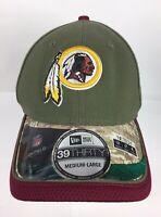 Sideline Away Washington Redskins New Era 39Thirty Cap